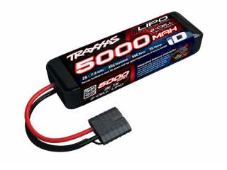 Traxxas 5000mAh 7.4v 2-Cell 25C LiPo Battery - TRX2842X
