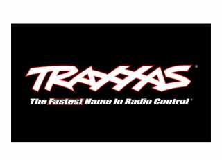 Traxxas Logo Flag Black, 3x5ft - TRX61849