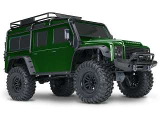 Traxxas TRX-4 Limited Edition Green