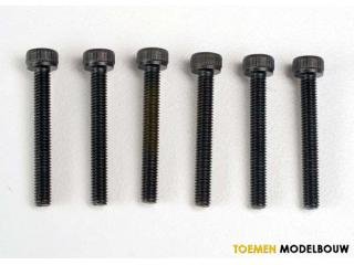 Traxxas Header screws - TRX2556