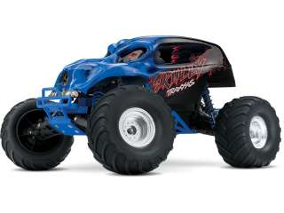 Traxxas Skully XL5 2WD monster truck RTR 2.4Ghz + NiMH accu en lader