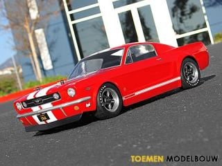 HPI BODY 1966 FORD MUSTANG GT 200mm - HPI17519