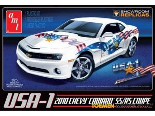 AMT 2010 Chevy Camaro SS-RS coupe USA-1 1:25 bouwpakket