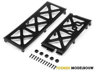 HPI CHASSIS UNDER PLATE SET - HPI106890