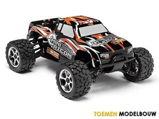 HPI SQUAD ONE PAINTED BODY - HPI105526