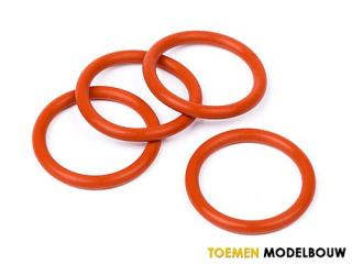 HPI O-RING P18 18X2.4MM 4pcs - HPI101423