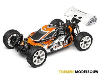 HPI PAINTED BODY W DECALS - HPI101494