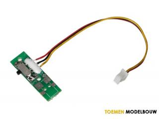 Traxxas DR-1 Power Switch - TRX6336