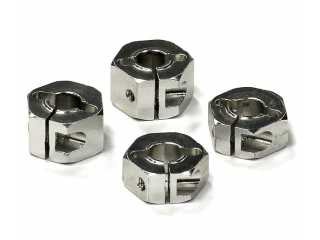 Integy Billet Machined Hex Wheel Hubs for 1/10 Traxxas