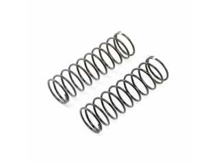 Losi Front Springs, Medium, Silver (2): Super Baja Rey - LOS254046