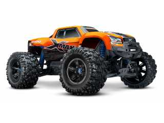 Traxxas X-Maxx 8S Orange-X Edition Brushless Monster truck RTR