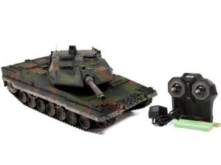 Hobby Engine Premium Label RC Leopard 2A6 Tank - 2.4Ghz