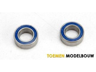 Traxxas Ball bearings blue rubber sealed 4x7x2.5mm - TRX5124