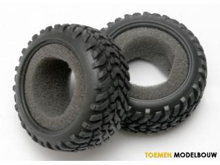 Traxxas Tires off-road racing SCT dual profile - TRX7071