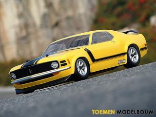HPI BODY 1970 FORD MUSTANG BOSS 302 200mm - HPI17546