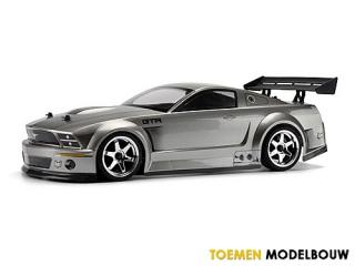 HPI BODY FORD MUSTANG GT-R PAINTED 200mm - HPI100474