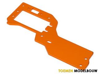 HPI RADIO TRAY BULLET MT en ST (ORANGE) - HPI101218