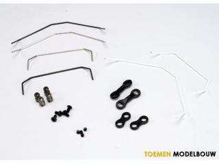 Traxxas Sway bar kit front and rear - TRX5589X