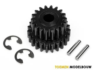HPI HD DRIVE GEAR 18-23 TOOTH - HPI102514