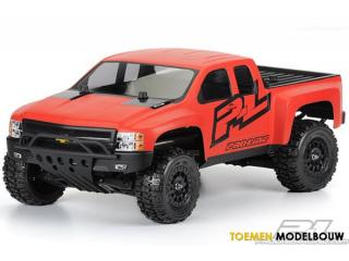Proline body Chevy Silverado HD voor Slash