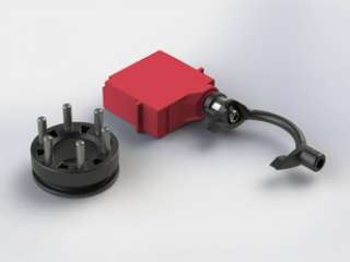 ADS-08 DIFF LOCKING SERVO SET - AR390103