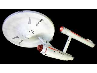 AMT 1/650 Star Trek Classic USS Enterprise 50th