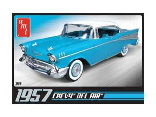 AMT 1957 Chevy Bel Air 1:25 bouwpakket