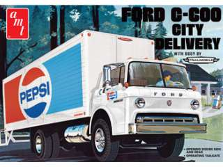 AMT Ford C-600 City Delivery 1:25 bouwpakket
