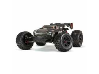 ARRMA 1/8 Kraton 4WD EXtreme Bash Roller Speed Monster Truck Black
