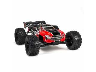 ARRMA Kraton 6S BLX 1/8 brushless speed monster truck 4WD Rood - Model 2020