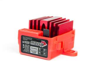 ARRMA MEGA 12T BRUSHED ESC RED - AR390068