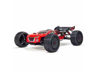 ARRMA Talion 6S BLX 1/8 brushless sport performance truggy 4WD Rood - Model 2020