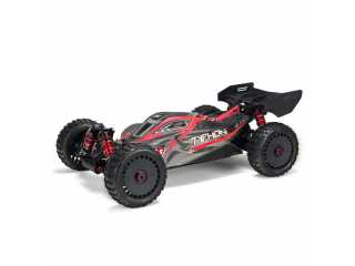 ARRMA Typhon 6S BLX 1/8 brushless buggy 4WD Rood - Model 2020