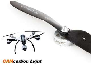 Aeronaut CAM Carbon Light 13x5 rechts CCW