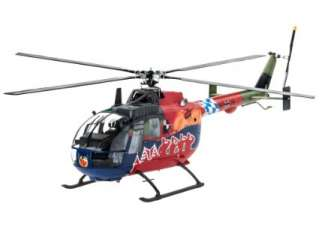 Airbus BO105 35th Anniversary of Roth Fly-Out Version 1:32 - 04906