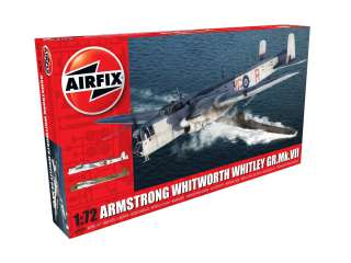Airfix Armstrong Whitworth Whitley Mk.VII in 1:72 bouwpakket