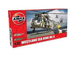 Airfix Westland Sea King HC.4 in 1:72 bouwpakket