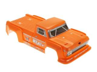 Arrma Body Orange Outcast - AR406126