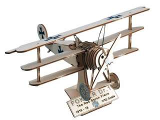 Artesania Latina Art&Wood Craft Fokker DR.1 1:32 - 30220
