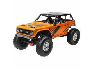 Axial 1/10 Wraith 1.9 4WD Brushed RTR Orange
