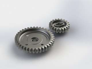 CENTRE GEARBOX GEAR SET - AR310569
