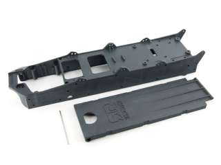 COMPOSITE CHASSIS & BATTERY DOOR- LWB - AR320202