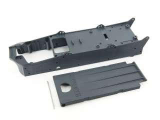 COMPOSITE CHASSIS & BATTERY DOOR- SWB - AR320201