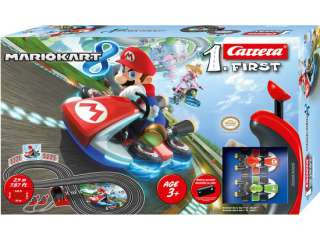 Carrera First Mario Kart 8 - Racebaan - 20063005