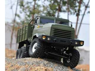 Cross RC Crawling kit KC6L 1/12 6x6x Truck