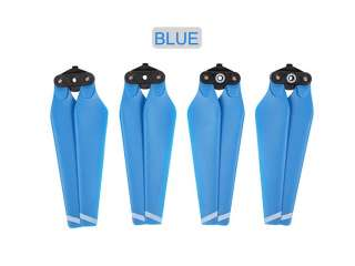 DJI Mavic 8330F Quick-release Folding Propellers Set (4) - Blue
