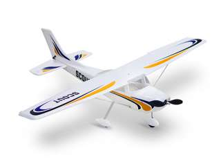 Dynam Scout trainer brushless electro vliegtuig ARF