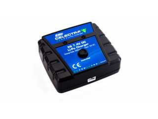 E-Flite Celectra 2S 7.4V DC Li-Po Charger (power supply required)  - EFLUC1007