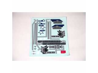 E-flite Decal Set F-16 Falcon 64mm EDF - EFL9886