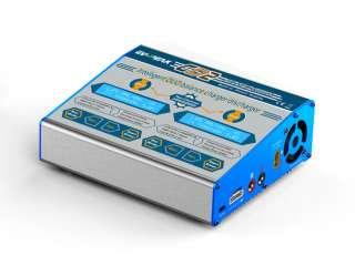 EV-Peak CD2 Duo 2 X 50W AC-DC Lipo lader